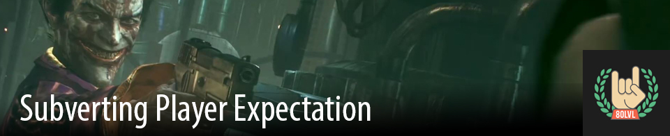 Subvertion Player Expectation 80lvl