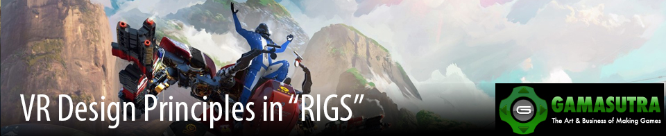 VR Design Principles in RIGS
